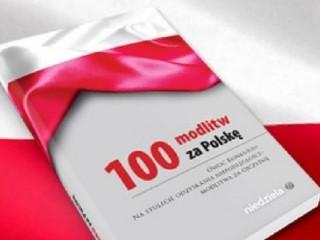 100 modlitw za Polskę