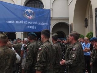 Wojsko Polskie na Apelu