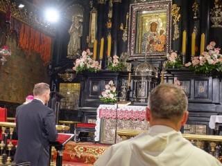 Prezydent Polski na Apelu Jasnogórskim