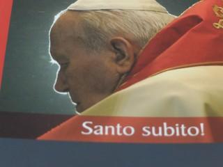 Święty Jan Paweł II – komunikator nieba