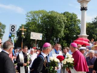Pielgrzymi z Tarnowa